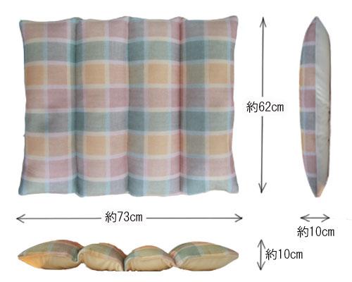 アルファプラウェルピーメッシュウェープ寸法図