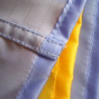 トレイージー縫い目拡大